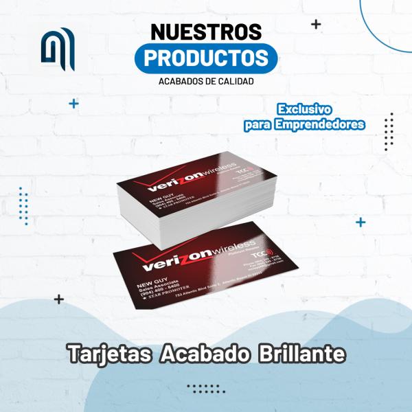 tarjetas_personales_acabado_brillante