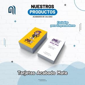tarjetas_personales_acabado_mate